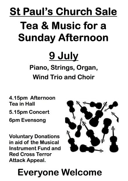 9 July concert