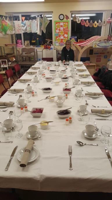 Men's Soc Supper