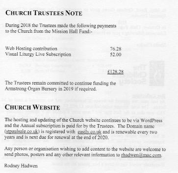 TrusteesWeb